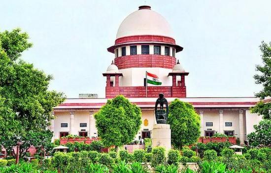 Supreme Court stays farm laws