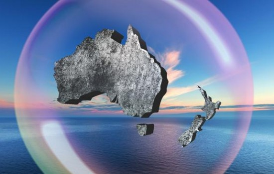 Australia-Newzealand travel bubble opens on April 19