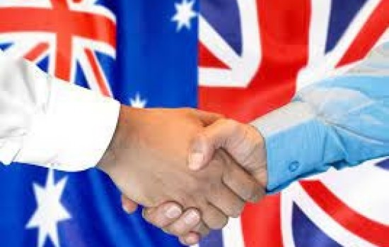 New FTA framed between Australia and the UK