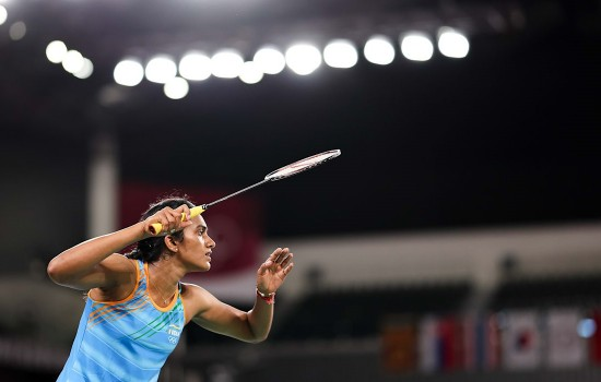 PV Sindhu scripted history